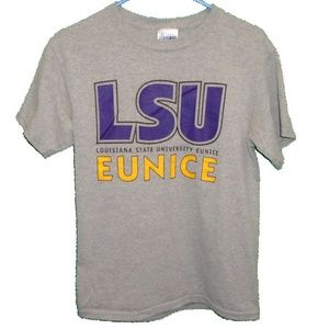 Tops - LSU Eunice Louisiana State University Vintage